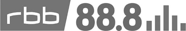 rbb 88.8 Logo