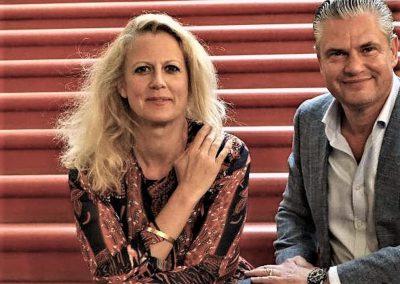 Kommunikations- & Erfolgstrainer Ingo Hoppe mit Barbara Schöneberger
