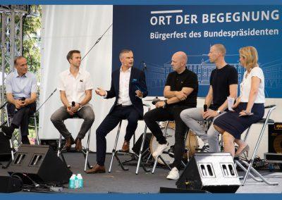 Kommunikations- & Erfolgstrainer Ingo Hoppe Bundespraesident