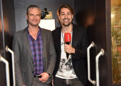 Kommunikations- & Erfolgstrainer Ingo Hoppe mit David-Garret