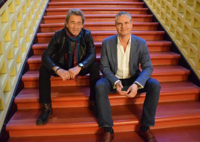 Kommunikations- & Erfolgstrainer Ingo Hoppe mit Peter Maffay