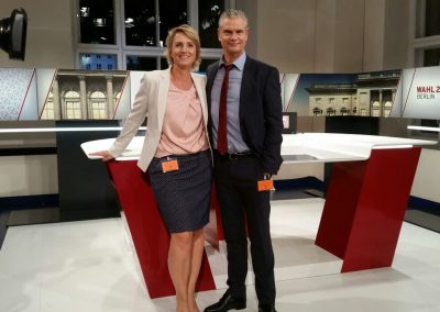 Kommunikations- & Erfolgstrainer Ingo Hoppe TV-Moderation Berlin Wahl 2016